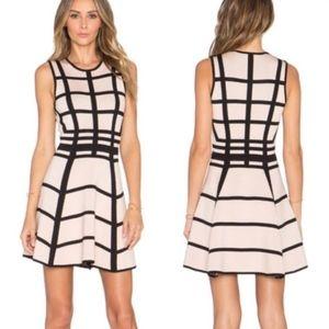 Torn by Ronny Kobo Hilda Cocktail A-Line Dress
